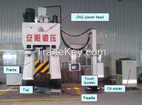 CNC Fully Hydraulic Die Forging Hammer