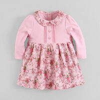 sell Baby clothes wholesale price fleece dress