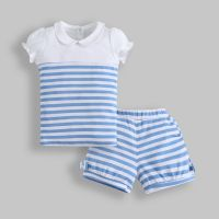 sell Baby Clothes Manufacturers Baby Clothing Sets Baby Girl Sets Kids Set Summer Sets short tee shorts