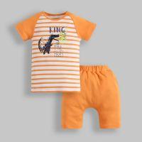 sell Wholesale Baby Clothes Sets Baby Boy Sets Kids Set Summer Sets short tee shorts