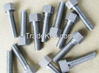 Molybdenum bolts and molybdenum screw and molybdenum nuts and molybdenum fasteners