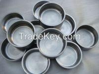 Purity 99.95% molybdenum crucible or moly crucible or mo crucible