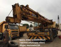 used japan kato KR45H-5 rough terrian crane