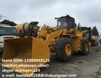 used japanese tcm 870-2 wheel loader