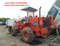 Japan Used Wheel Loader, Hitachi L70-2 Front Loader For Sale