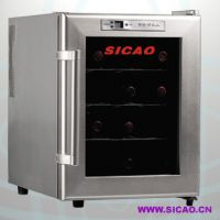 Sell wine cooler to promote your red wine