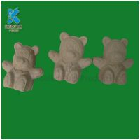 Wholesale Decorative Paper Mache Animals Crafts