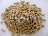 Wheat bran  and Wheat branpellets
