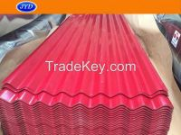 Sell Prepaint Galvanized Corrugated Iron Sheet Used for Roofing/Building/Constrction
