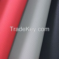 synthetic PU leather for sofa and furniture usage