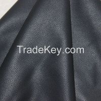 synthetic PU leather for sofa and furniture usage with soft hand-feeling