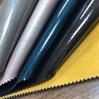 PVC leather for car cover usage