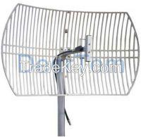 890-960MHz 900MHz GSM Grid Parabolic Antenna 15dBi High Gain Base Station Antenna