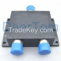 800-2500MHz Micro 2 ways splitter micro splitter rf splitter rf component antenna splitter repeater amplifier booster