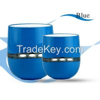 Hands free mini portable nfc bluetooth speaker
