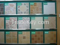 Selling rustic tiles 300x300mm