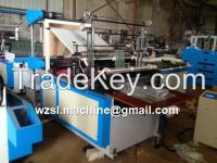 Plastic Bag Cutting and Sealing Machine