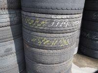 Truck tire casings for retreading