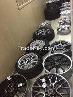 Used Genuine Merceds, BMW, AUDI, VW, Land rover wheels