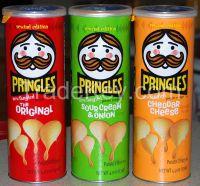 PRINGLES POTATO CHIPS FOR SALE