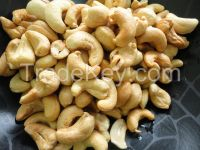 PROCESSED CASHEW NUTS READY FOR EXPORT