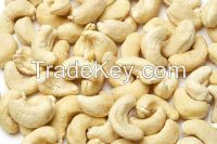 PROCESSED CASHEW NUTS AVAILABLE