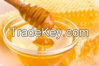 High quality pure natural raw honey available