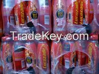 ENERGY DRINKS AND SOFT DRINKS