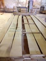 White Quality Birch Lumber - Kiln Dried and Sorted