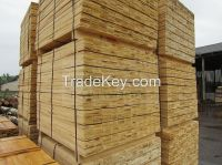 Quality Sorted Edged Birch Lumber