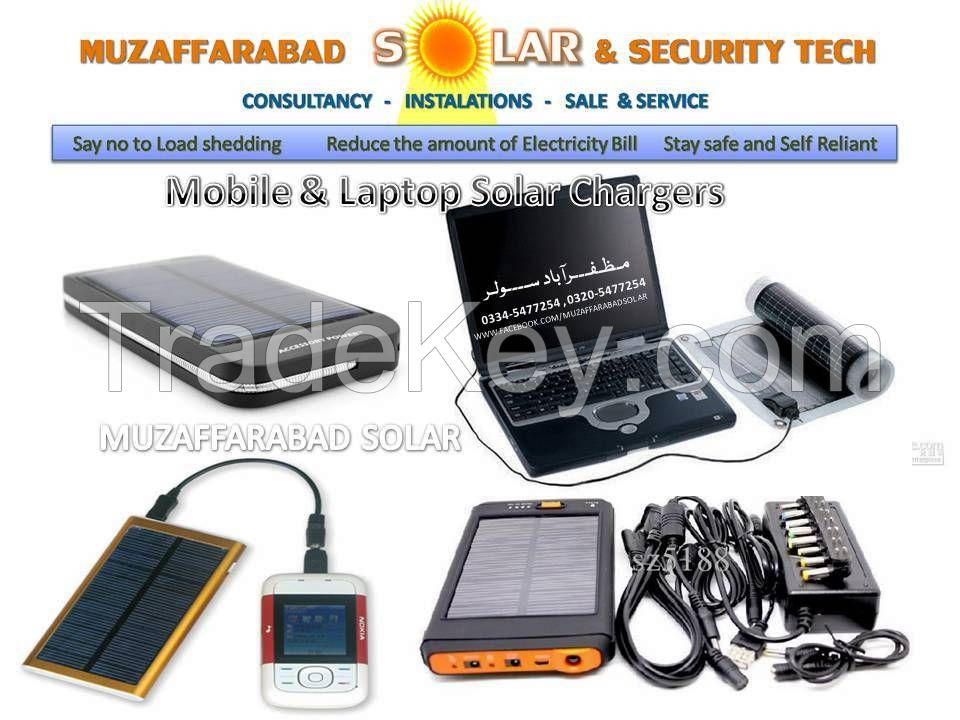 Solar Mobile Chargers/ Solar Power Banks