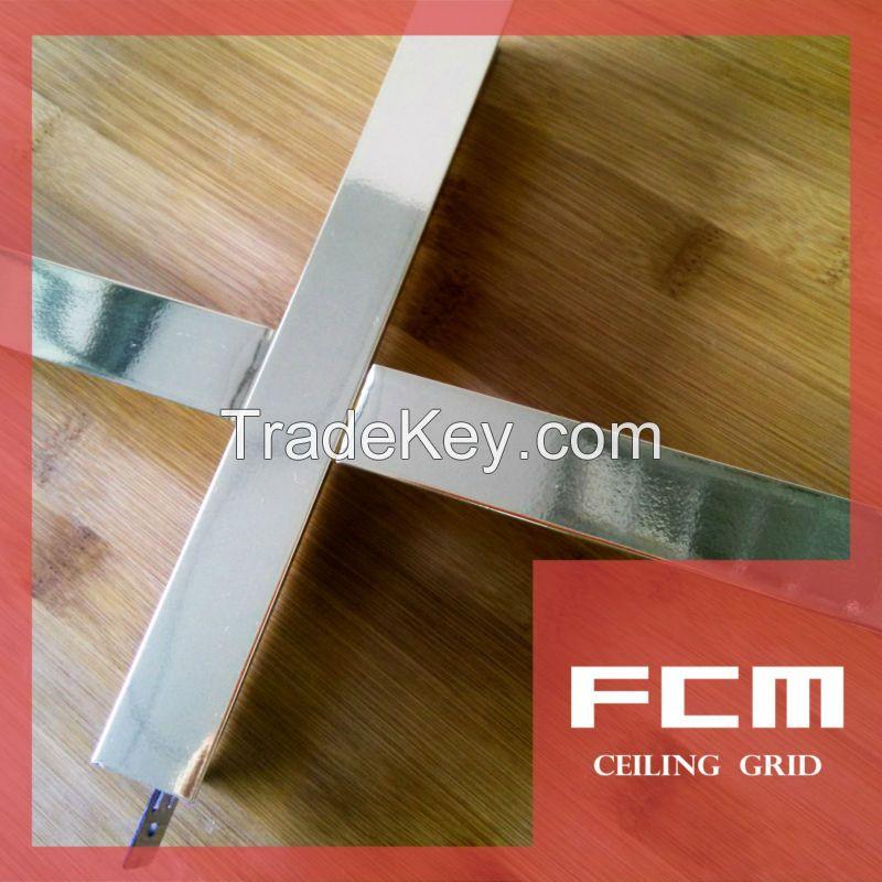32H FCM plaster sliver plaster t bar grid