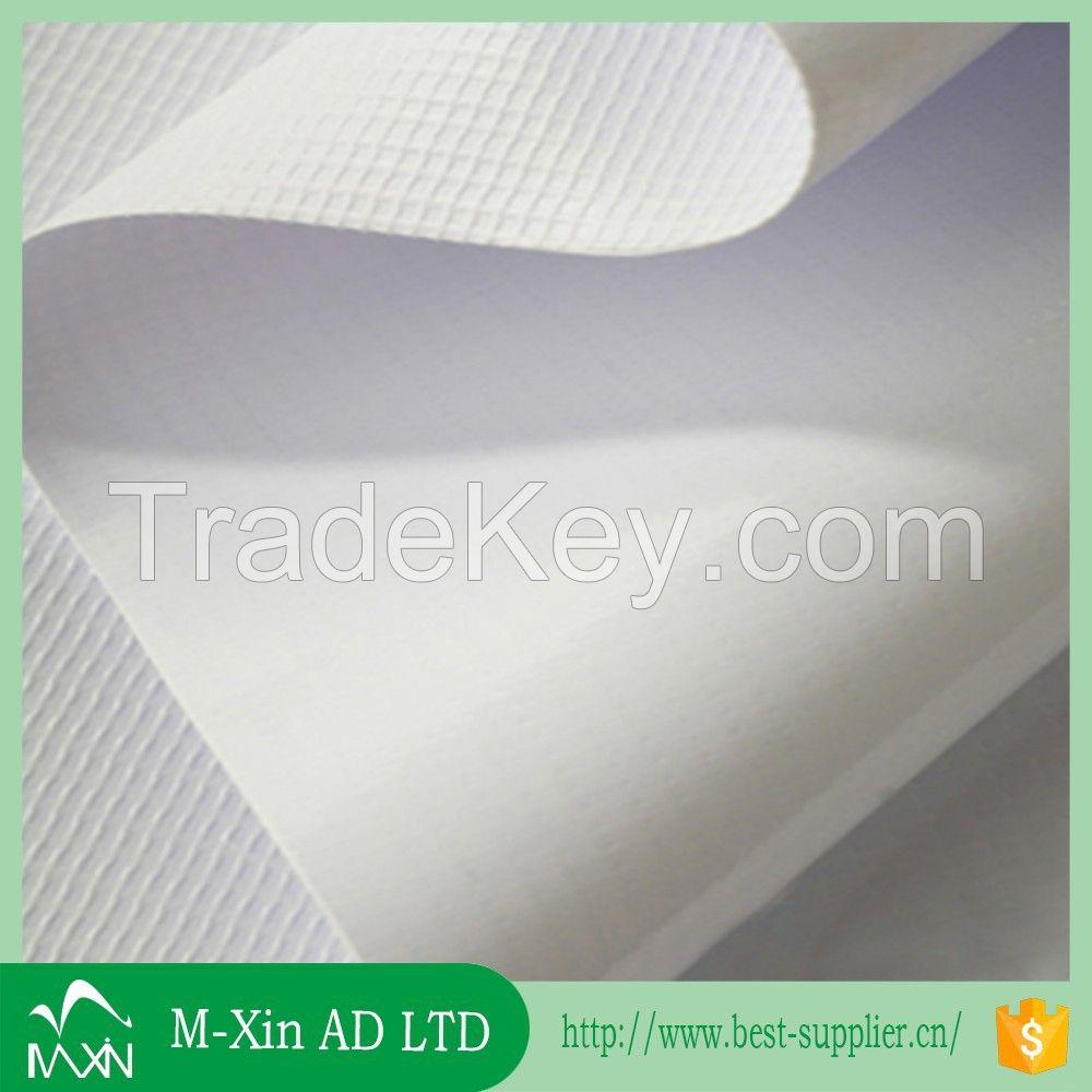 glp PVC Flex Banner/ Blockout Stocklot For Digital Printing Material