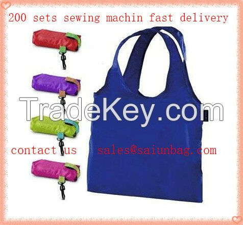 Promotion Custom Polyester reusable Foldable shopping bag,folding bag,fodable bag