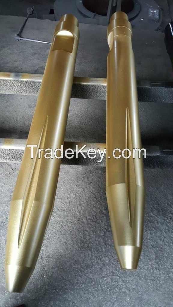 New products! Golden hydraulic breaker chisels