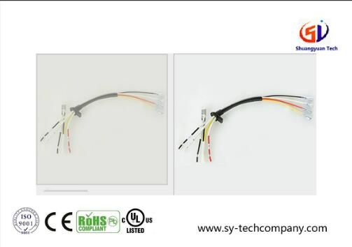 Motor Cable Assembly UL1007 Wire with 250 Terminal
