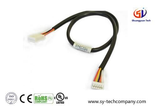 16 Pin Lvds Molex Jst Wire Harness for Car Stereo