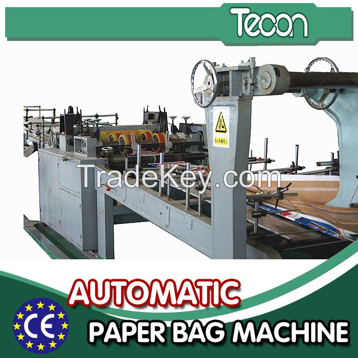 High- Tech Tuber Machine with Auomatic Deviation Rectifying System