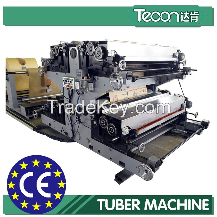 High-speed Automatic Bottom-pasted Bag Making Machine