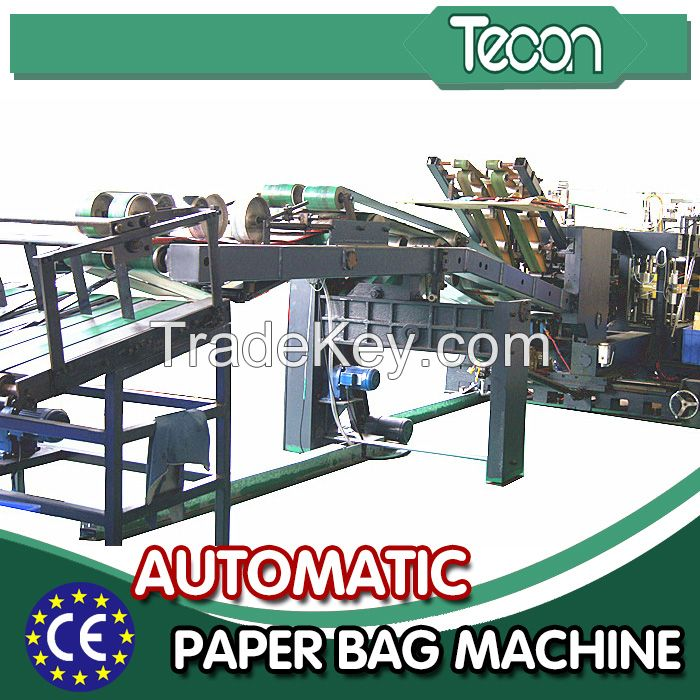 High Technology Tuber Machine with Two- Colour Printing Equipment
