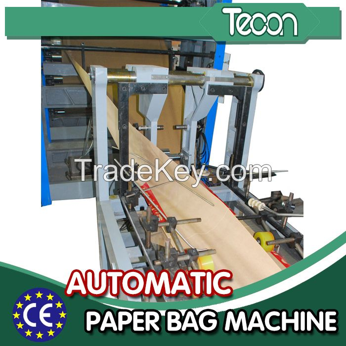 New Type Paper Bag Manufacturing Line for Making Cement Bag