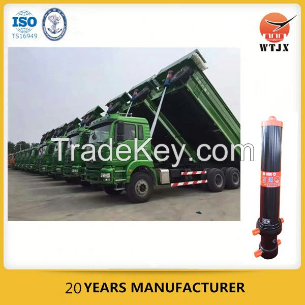 4 stage hydraulic cylinder for jack