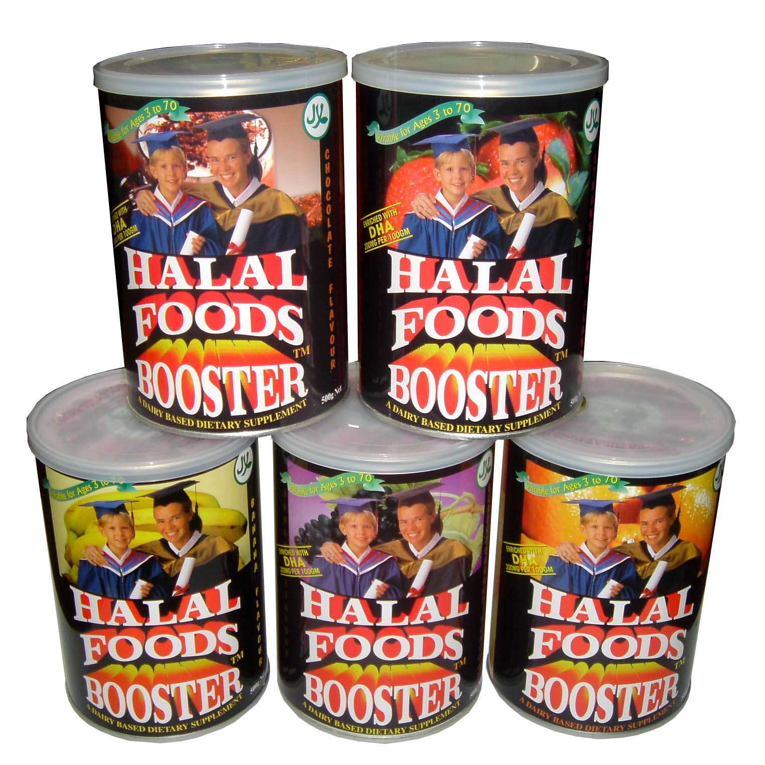 HALAL FOODS BOOSTER