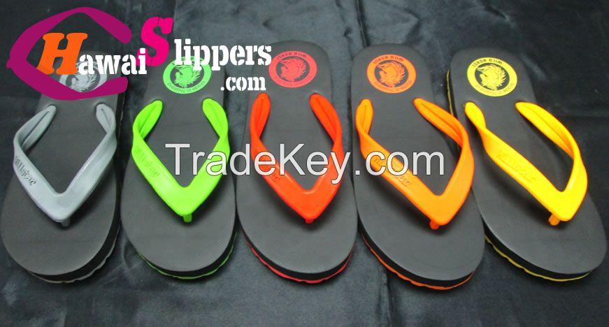 Men Rubber Slipper with Custom Logo