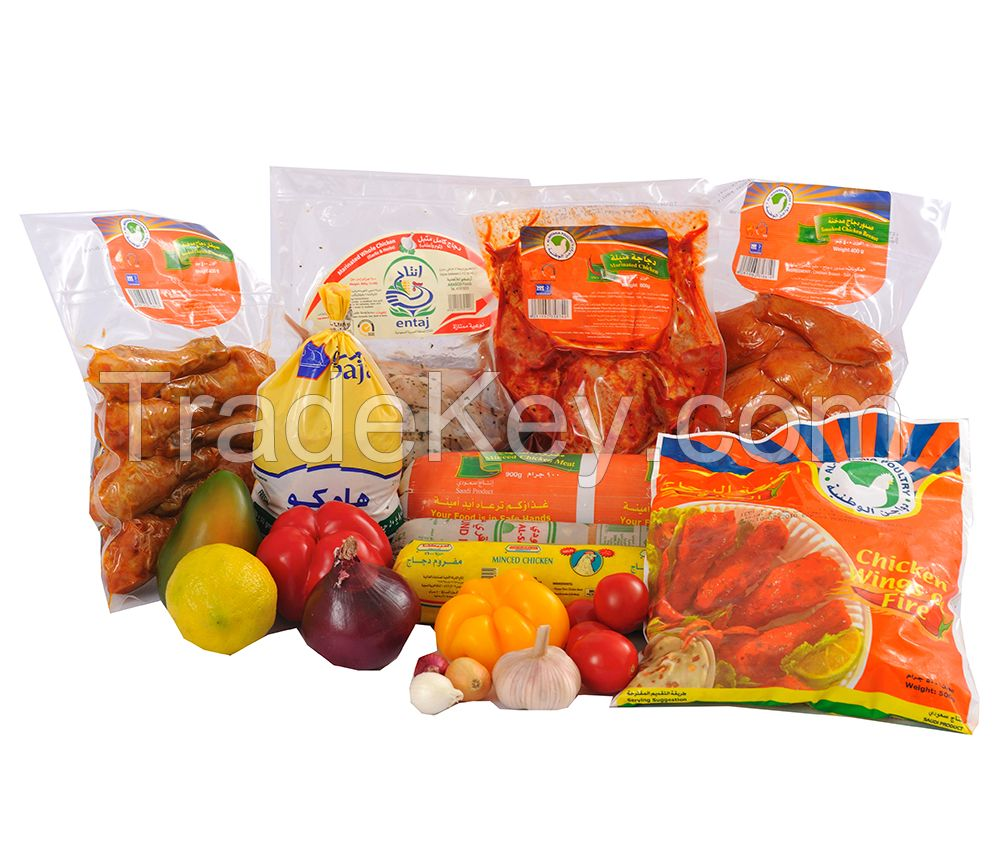 Barrier Films For Poultry