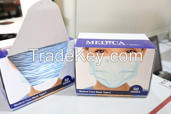 Sanita Disposable Medical Face Mask