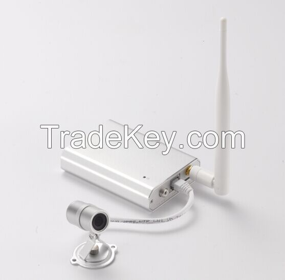 Mini 0.77 size pinhole covert IP cameras for sale
