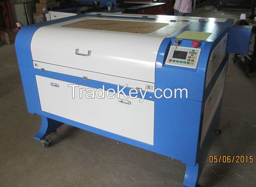CO2 laser cutting machine, 690