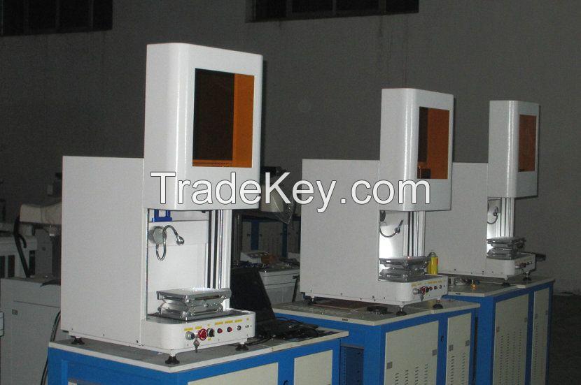 fiber laser marking FOR machine label