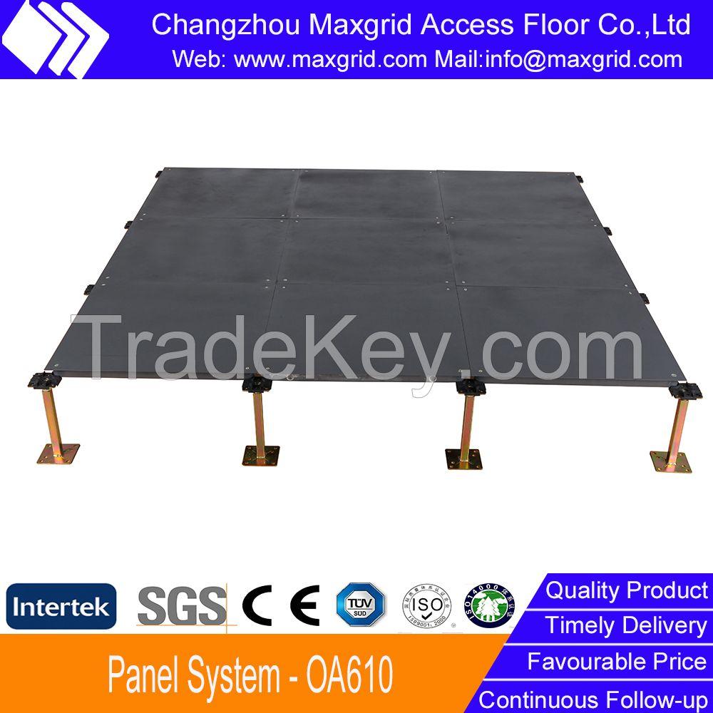 USA-type 610 Steel Access Floor